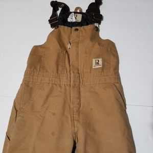 Youth 10-12 work snow pants
